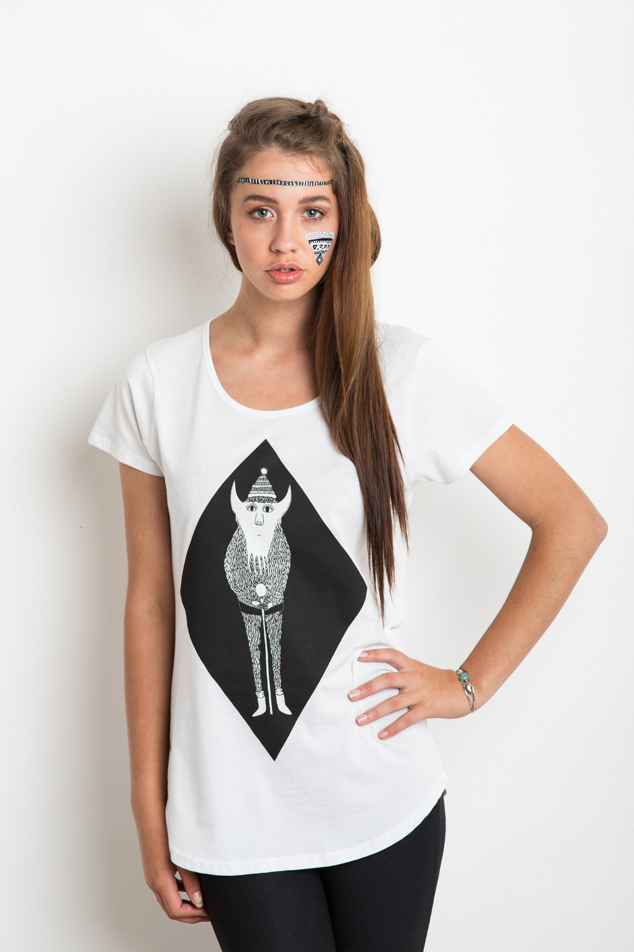 Mystic Charles' Secret Women's Duchess Tee