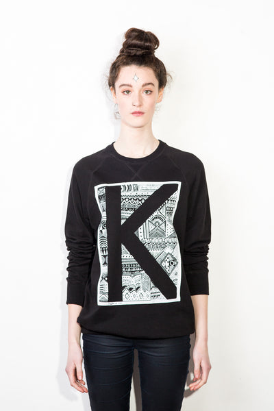 The Royal K Unisex Sweater
