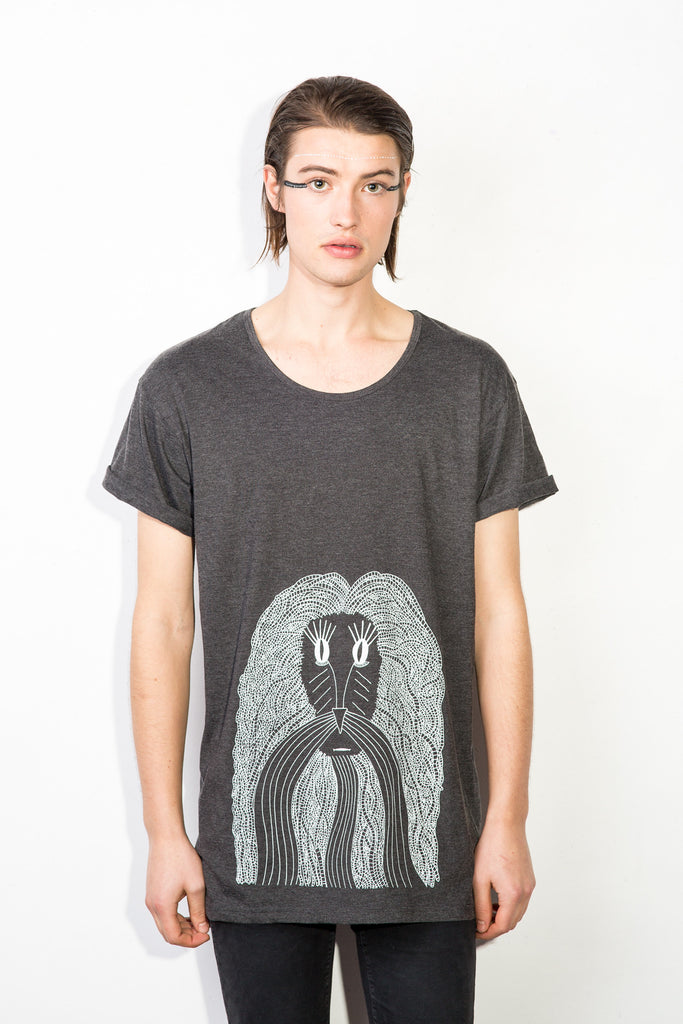 The Lionman Men's Unisex Tee