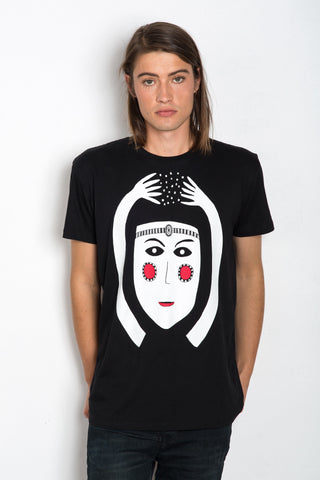 The Mask Men's Crew-Neck Tee