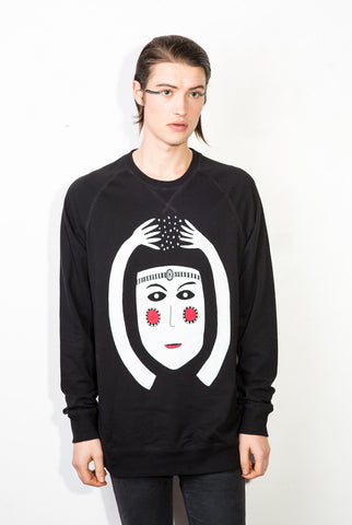 The Mask Royal Sweatshirt