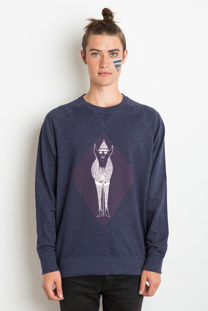 Mystic Charles' Secret Men's Sweatshirt