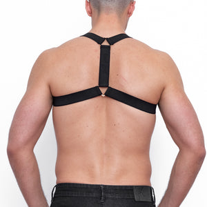 Bad God Eros Harness Back