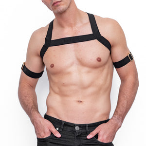 Bad God Apollo Harness Front