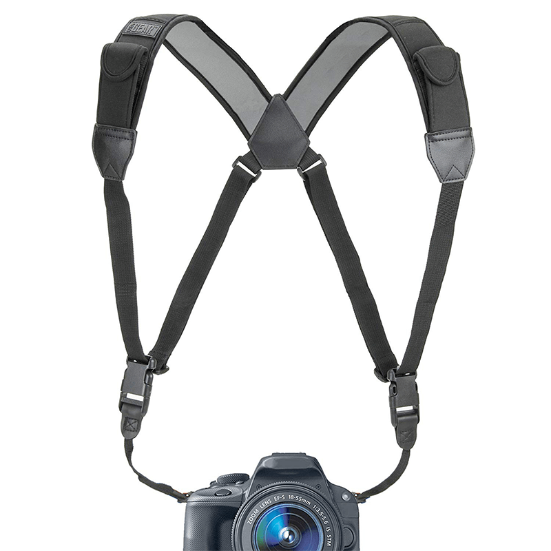 Bemyar™ : Camera Strap Chest Harness