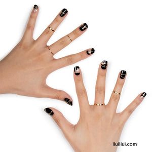 lluillui Gel Nail Sticker : Better Than You