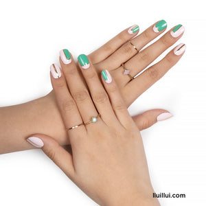 Pretty Basic : lluillui gel nail sticker