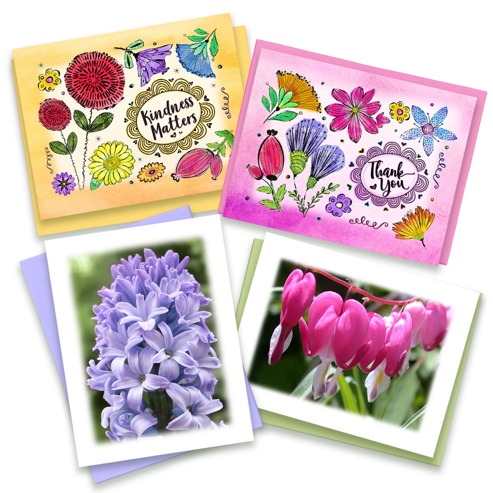 Single Greeting Cards | Everyday Stationery Note Cards