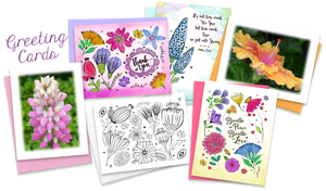 LindaGeez Greeting Cards