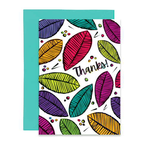Thanks Greeting Card | Everyday Greeting Card