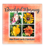 Beautiful Morning Mini Square Greeting Cards Assorted set
