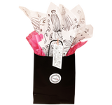 LindaGeez Wildflower Medium Gift Bag Ensemble