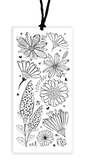 Wildflower Blooms Gift Tags | Color Me Beautiful Gift Tags | Set of 10