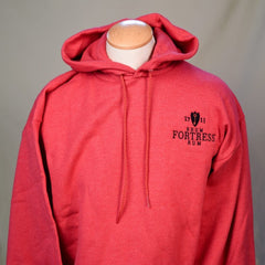 Fortress Pullover and Full Zip Hoodies