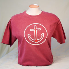 Sea Fever Rum Anchor T-Shirt