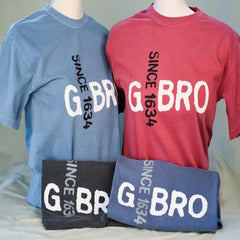 G-Bro Since 1634 T-Shirt