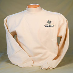 Authentic Seacoast Basics Fleece Sweatshirt