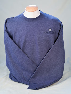 Sea Fever Basics Fleece Crew Neck Sweatshirt