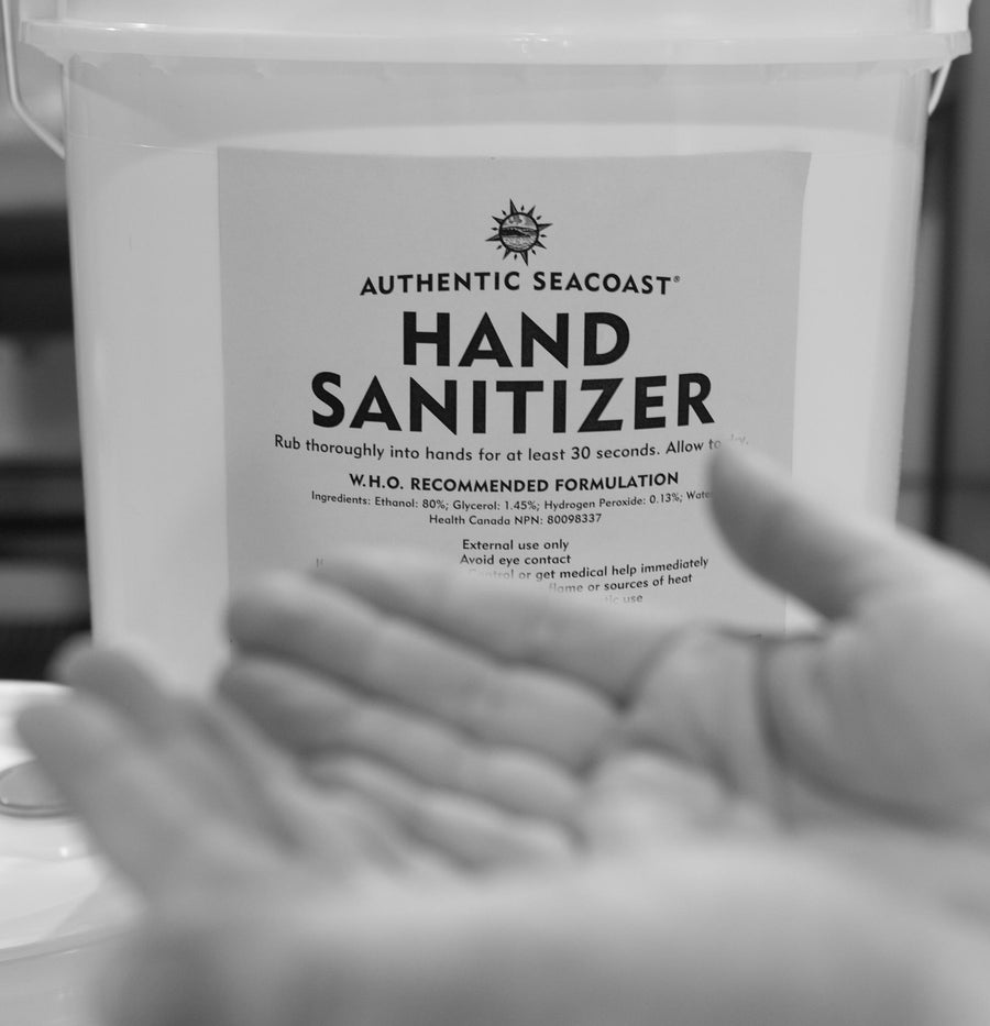 Authentic Seacoast Hand Sanitizer