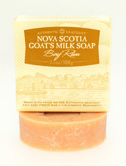 Authentic Seacoast Nova Scotia Goat's Milk Soap - Bay Rum