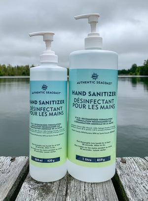 ASC Hand Sanitizer (with Hand Pump) 500mL