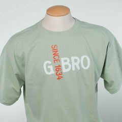 G-bro Since 1634 Tee Shirt