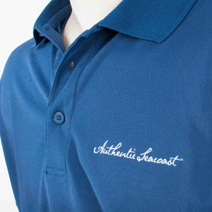 Authentic Seacoast Men's Golf Shirt