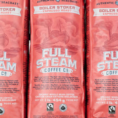 Full Steam Boiler Stoker Espresso