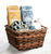 Full Steam Coffee and T-Shirt Gift Basket