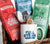 Full Steam Coffee and Mug Gift Basket