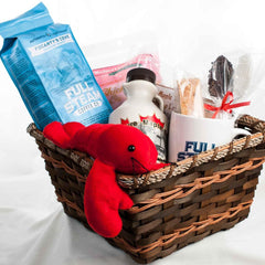 Authentic Seacoast Maritime Gift Basket