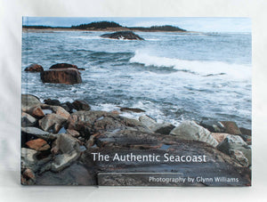 Authentic Seacoast Coffee Table Photography Book