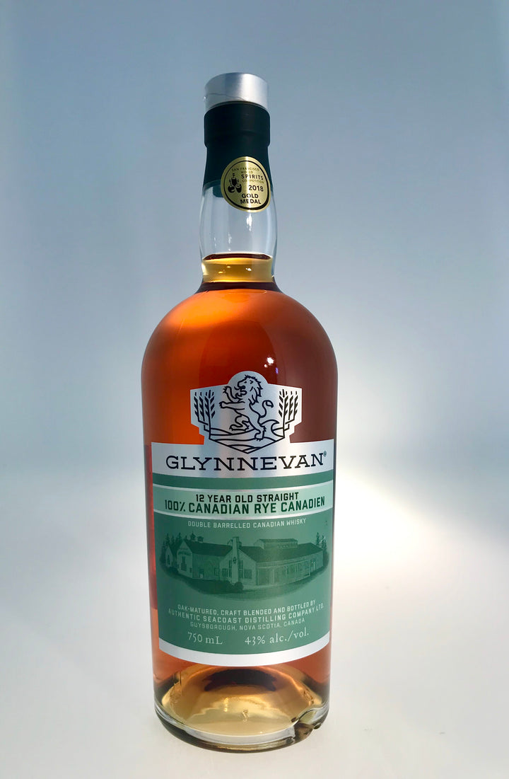 Glynnevan 12 Year-Old 100% Straight Rye