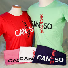 Canso Since 1604 Short Sleeve T-Shirt