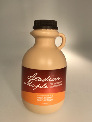 Maple Syrup Jugs