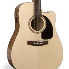 Simon & Patrick Woodland A3T Spruce Guitar