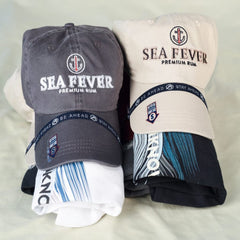 Sea Fever T-Shirt Hat Combo
