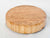 Larch Wood Cutting Board - Round Cheese