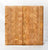 Larch Wood Cutting Board - Square Cheese