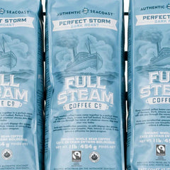 Full Steam Perfect Storm Dark Roast Coffee