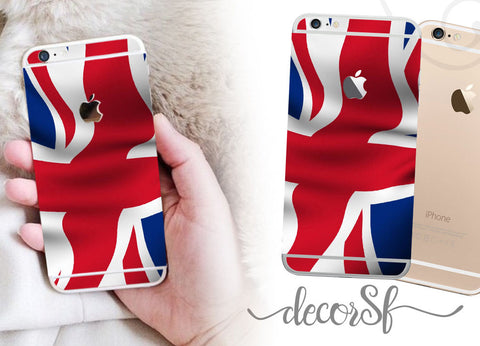 Great Britain iPhone 6 wrap skin - iphone skins - covers for iphone 6 - sticker - Influent UK