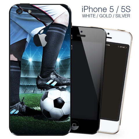 Football Design for iPhone 5,5s , SE | easy to apply vinyl skin sticker - Influent UK