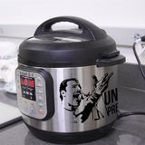 Instant Pot stickers - Queen Freddie Mercury - kitchen stickers - Cooker stickers Under Pressure - Influent UK