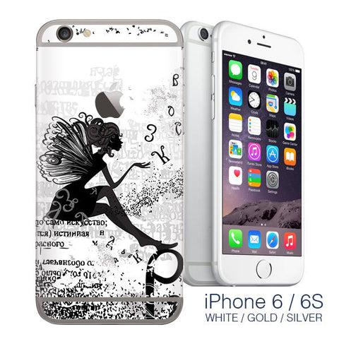 Fairy  iPhone 6 wrap skin - iphone sticker cover for iphone - decal - design - Influent UK