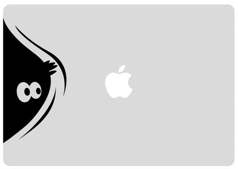 Monster MacBook sticker | Laptop stickers | Any size MacBook / Decal / car /