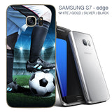 Football Samsung 7 edge back skin - stickers for Samsung 7 edge / Samsung 7 edge - Influent UK