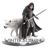 Snow and Wolf Game of Thrones Winter is coming Sticker Laptop Car iPhone Decal