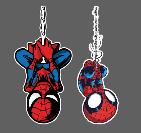 Water bottle Spiderman 2 designs
