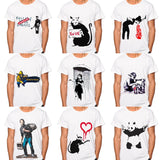 MEN Banksy Bomb hugger T-shirt