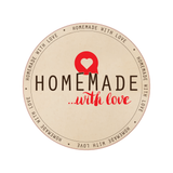Homemade stickers - custom homemade stickers - Influent UK